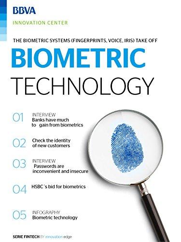 Ebook: Biometric Technology (Fintech Series by BBVA) (English Edition) eBook: BBVA Innovation Center, Innovation Center, BBVA: Amazon.es: Tienda Kindle