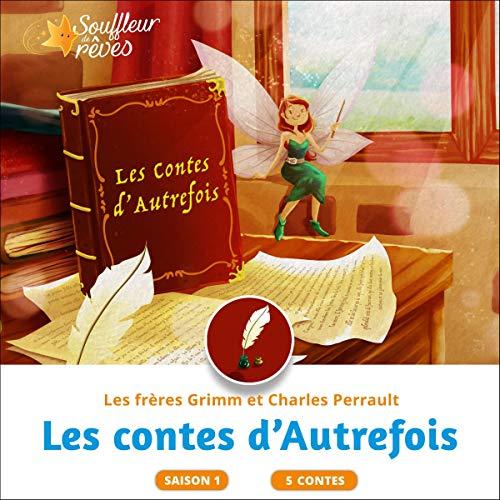 Couverture de Les Contes d'Autrefois