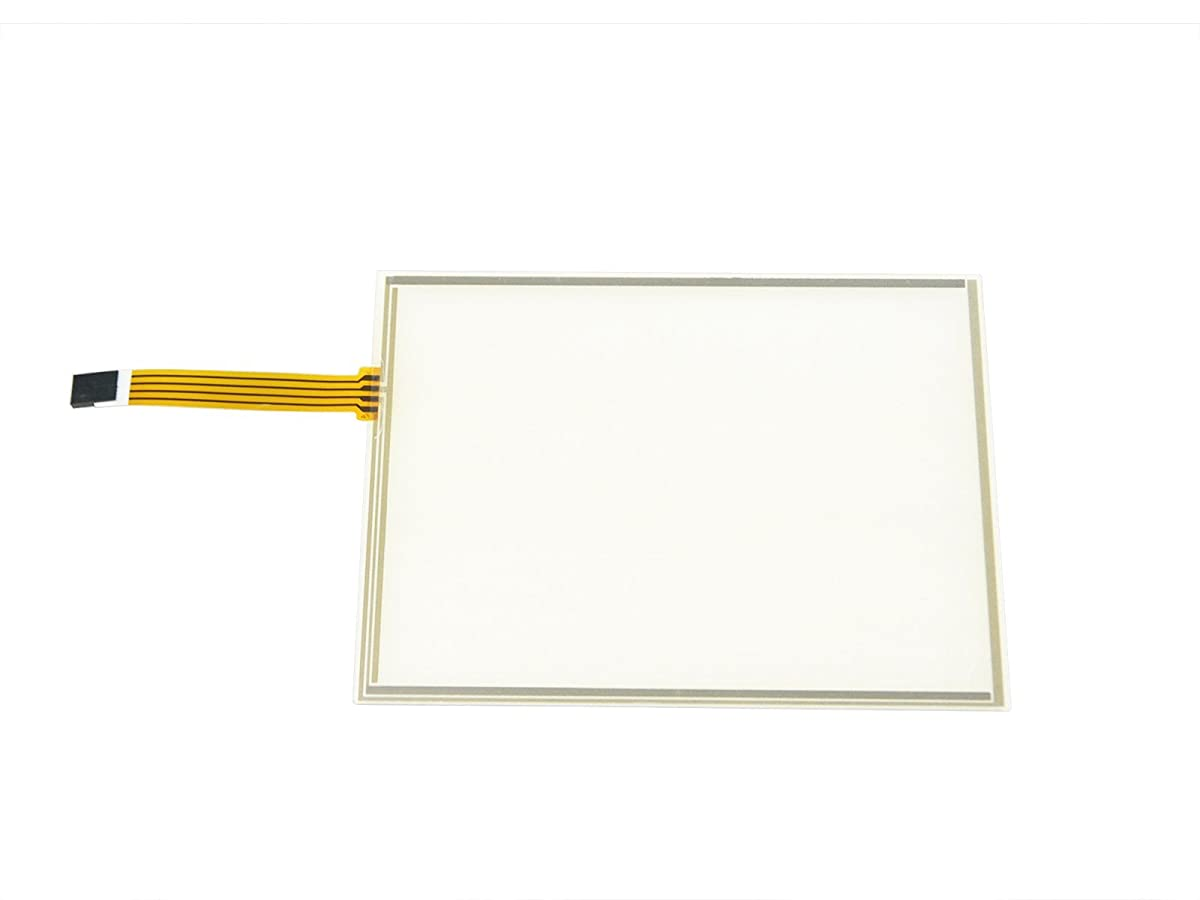 NJYTouch 8 Inch 4 Wire Resistive Touch Screen Panel Digitizer 184x141mm 4:3 for AUO A080SN01 LCD