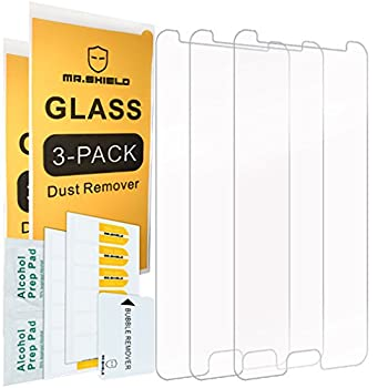 [3-PACK]-Mr.Shield For Asus ZenFoneVLive  [Tempered Glass] Screen Protector with Lifetime Replacement