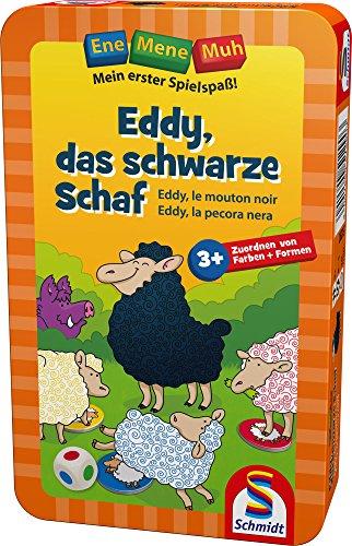 Schmidt Spiele 51290 - Ene Mene Muh, Eddy, das schwarze Schaf