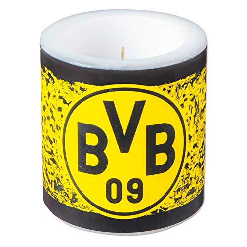 Borussia Dortmund BVB-Kerze Fahnenmeer one Size
