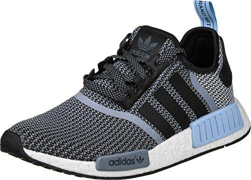 adidas NMD Original Runner Boost–Zapatos, Negro (noir bleu), 39