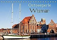Ostseeperle Wismar (Tischkalender 2022 DIN A5 quer): Wismar - Kleinod an der Ostseekueste (Monatskalender, 14 Seiten )