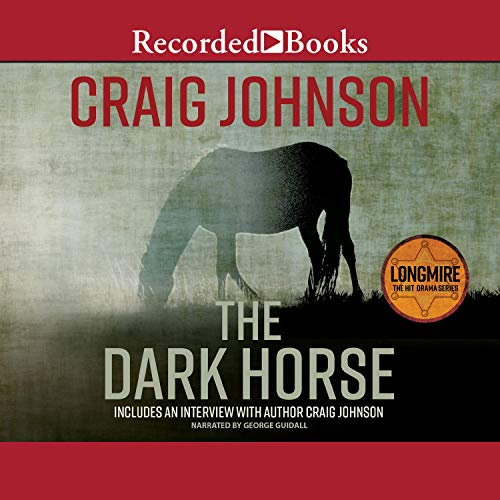 The Dark Horse  By  cover art