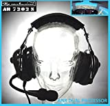 Rosenbaum Aviation ANR Headset AH 7202 Active with Twin Processor …