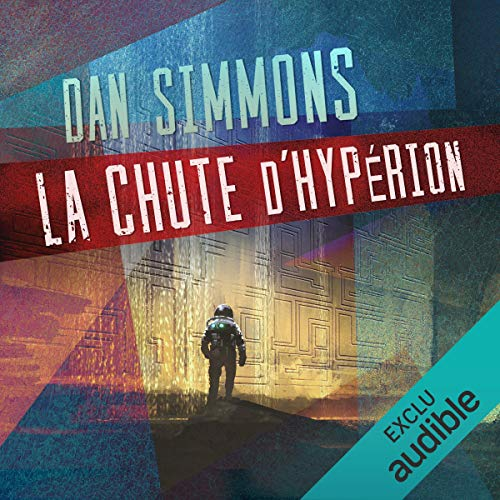 La chute d'Hypérion audiobook cover art