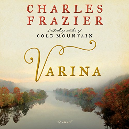 Varina Audiobook By Charles Frazier cover art