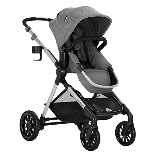 Pivot Xpand, Modular Baby Stroller, Converts to Double Stroller (Additional...