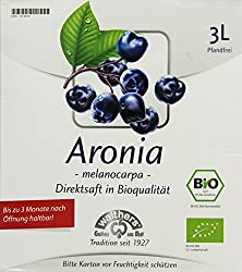Bio Aronia Muttersaft