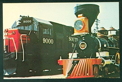 CP Huntington Southern Pacific Diesel Electric Locomotive Train Railroad PC
