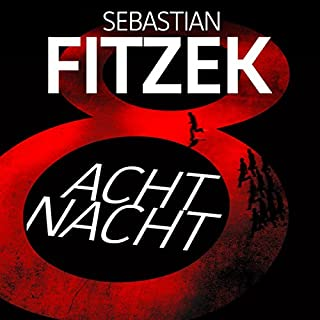 AchtNacht audiobook cover art