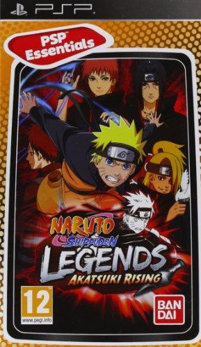Naruto Shippuden: Legends Akatsuki Rising - Essentials