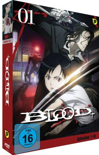 Blood + Vol. 1 - [DVD]