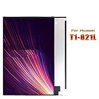 液晶パネル Huawei Tablet T1-821L LCDディスプレイデジタイザセンサ交換用LCD用8 ''インチLCDフィット スクリーンプロテクター