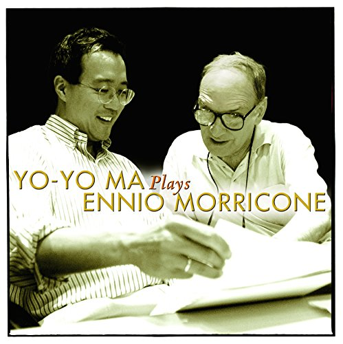 Yo-Yo Ma Plays Ennio Morricone (Gatefold sleeve) [180 gm 2LP vinyl] [Vinilo]
