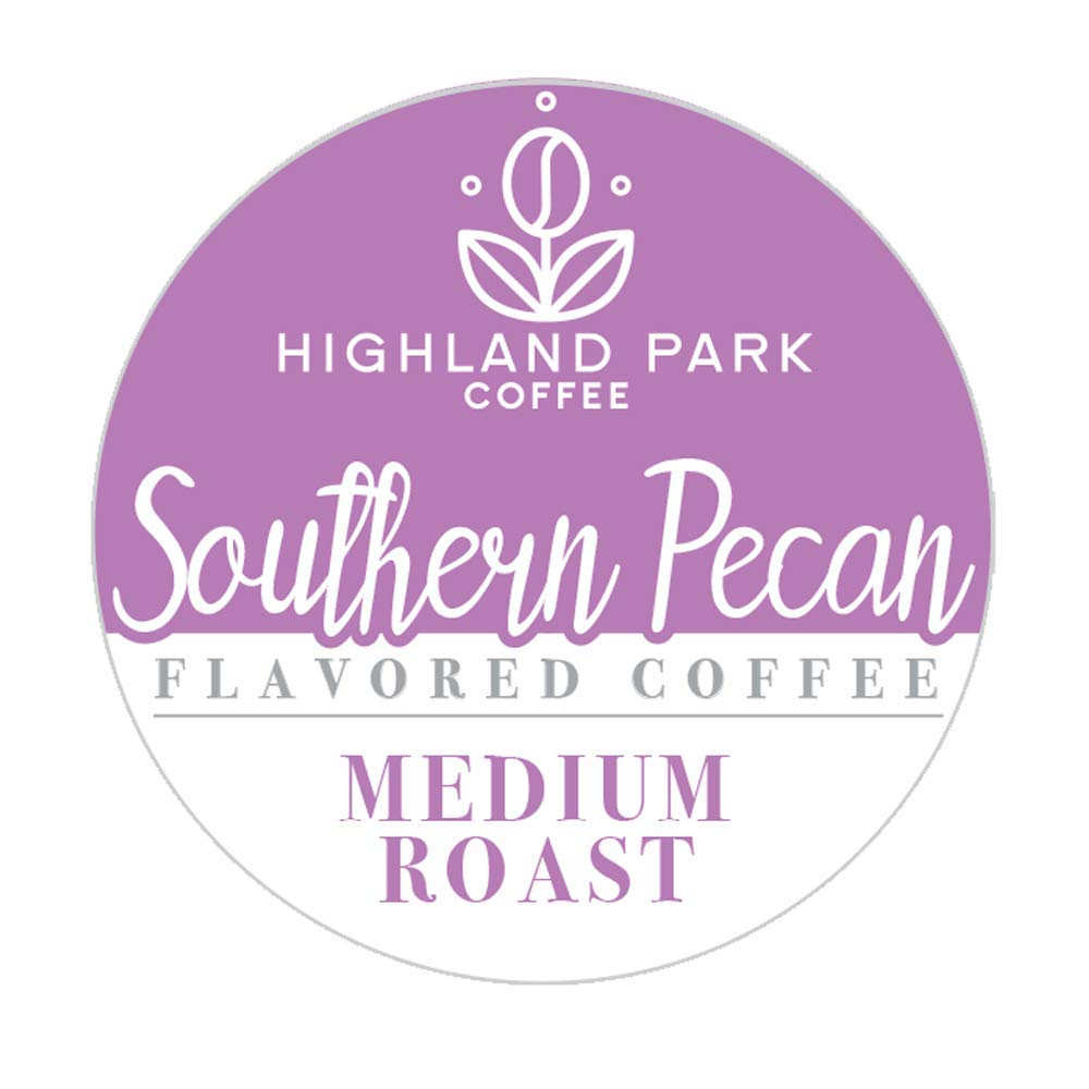 Special sale item Highland Park Coffee Single Serve Compatible Keurig Fashion with Pods K