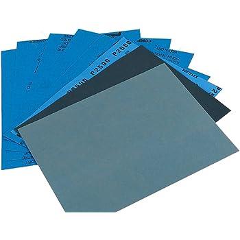 15pcs papel de lija discos papel de lija de 180/# 400/# 1500/# 5000/# 10000/# Disco abrasivo papel transl/úcido papel de vidrio 5/pulgadas