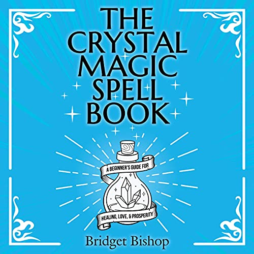 The Crystal Magic Spell Book cover art
