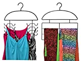 Leggings and Tank Top Organizer Hangers, USA Patented
