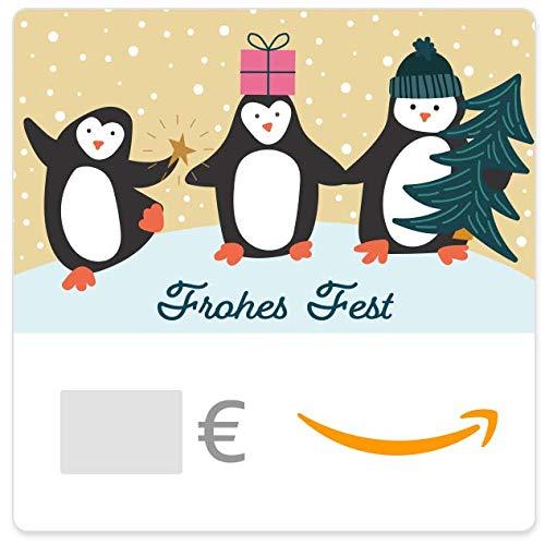Digitaler Amazon.de Gutschein (Pinguin Freunde)