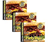 NEW ITEM: 3-Pak PartyDipz Bacon Cheese Burger Gourmet Dip Mix Packets Dips For Chips Dips ...