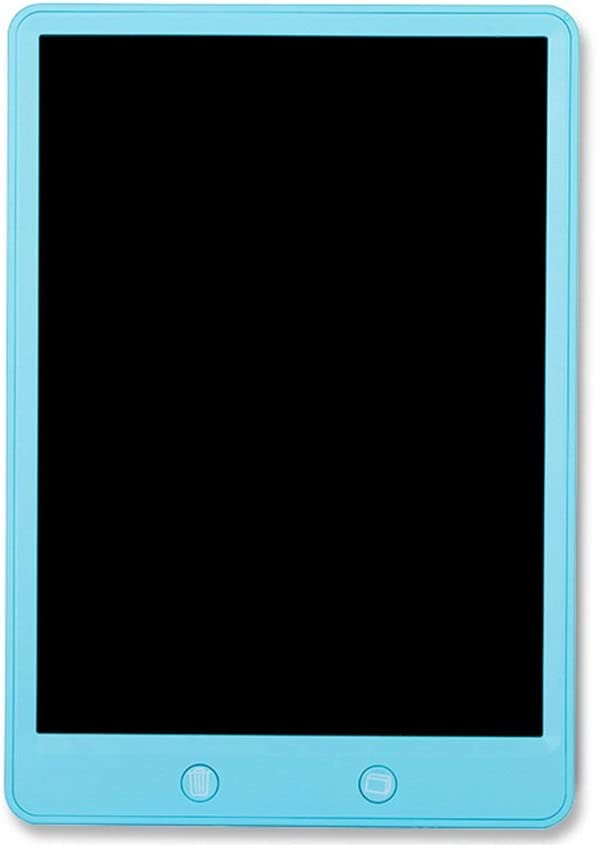 YonCog Portable Childrens LCD Tablet 10.5 Inch Partially Rewritable Graffiti Board Drawing Board Increase Creativity Color : Blue, Size : 10.5 inches