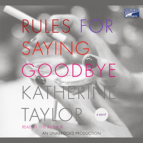 Rules for Saying Goodbye cover art