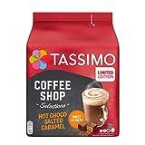 Tassimo Kapseln Coffee Shop Selections Hot Choco Salted Caramel, nur für kurze Zeit verfügbar, 40...
