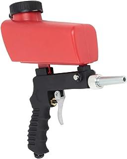 GoolRC Pistola de jateamento de areia Pistola de ar de alimentação por gravidade Jateadora de velocidade portátil Pistola ...