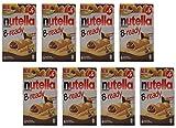 Ferrero: 'Nutella B-ready NEW + NUTELLA ' a crisp wafer of bread in the form of mini - baguette...