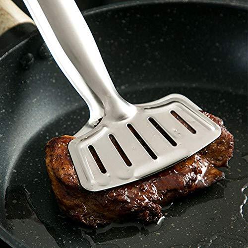 Banane 3 szt. szczypce kuchenne - Szczypce ze stali nierdzewnej do grillowania i grillowania gotowania szczypce do długiego blokowania szczypce ze stali nierdzewnej do grillowania i grillowania - ugotuj swoje mięso wielkie