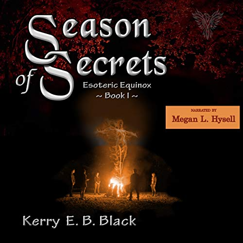 Season of Secrets audiobook cover art