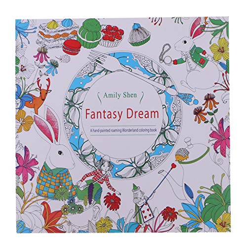 suoryisrty Alice In Wonderland Adult Colouring Book By Amily Shen An Inky Treasure Hunt