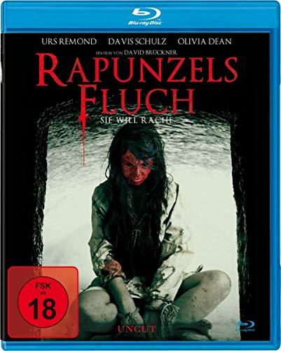 Rapunzels Fluch - Sie will Rache (uncut) [Blu-ray]