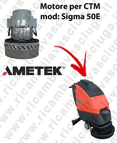 Sigma 50y motor Lamb ametek de aspiración para mopa CTM