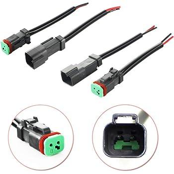 Ideal para Husqvarna Automower 3M Scotchlok 314 Juego de reparaci/ón Laduup 20 Conectores de Cable Abrazaderas de Cable bornes de conexi/ón Impermeables