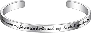 IEFSHINY Pet Sympathy Gifts for Dogs Memorial - Personalized Engraved Custom Dogs Cats Name Loss of Pet Remembrance Bracelet Jewelry for Women Men Pet Lovers
