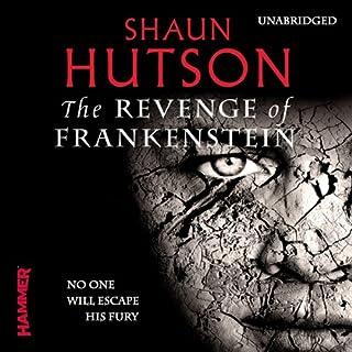 The Revenge of Frankenstein cover art