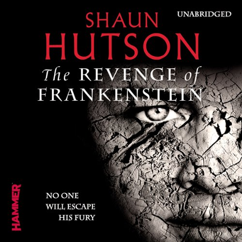 The Revenge of Frankenstein audiobook cover art