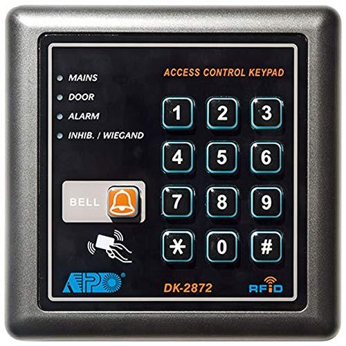 Digitales Codeschloss DK-2872 mit Klingelfunktion und RFID-Card-Reader