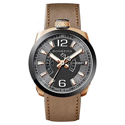Bomberg Bolt-68 BS45GMTTT.006.3 - Reloj