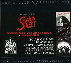 Vampire Rock / Solid As / Live Raw