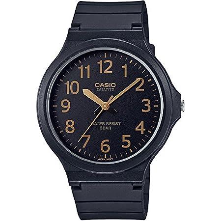 [カシオ] 腕時計 スタンダード CASIO STANDARD MW-240-1B2JF ブラック