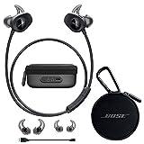 Best Bose Earbud Cases - Bose SoundSport Wireless in-Ear Headphones - Black Review