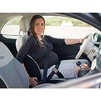 Cinturón para Embarazada de Seguridad en el Coche/Adaptador Cinturón Embarazada que Protege al Bebé y la Mamá Evitando el Riesgo de Aborto,Seguro y Cómodo