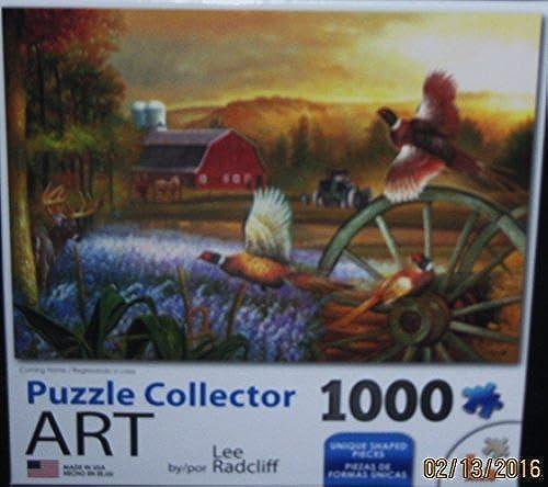 servicio honesto Coming Home 1000pc Collector Puzzle By  Lee Lee Lee Radcliff by Lafayette Puzzle Factory  Envio gratis en todas las ordenes