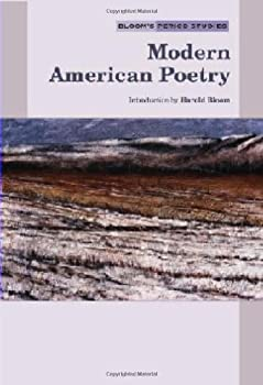 Modern American Poetry (Bloom