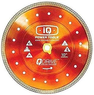 "iQTS244 10\"" Q-Drive Combination Blade"