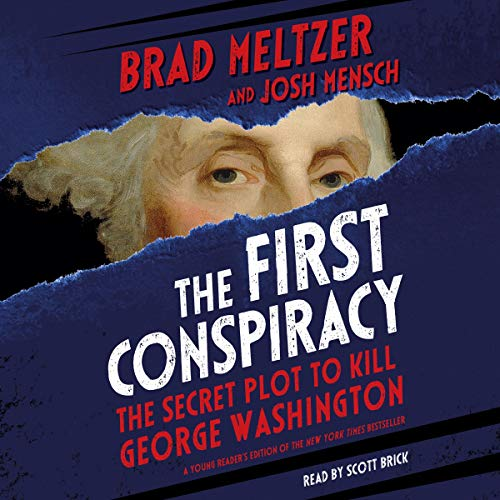 The First Conspiracy (Young Reader's Edition) audiobook cover art